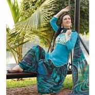 Radiance Patiyalaa Indian Stylish Read to Wear Suits 2014 for Women