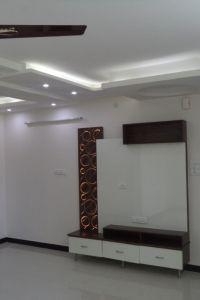 Kshiptha - Apartment - Model House - Living Room