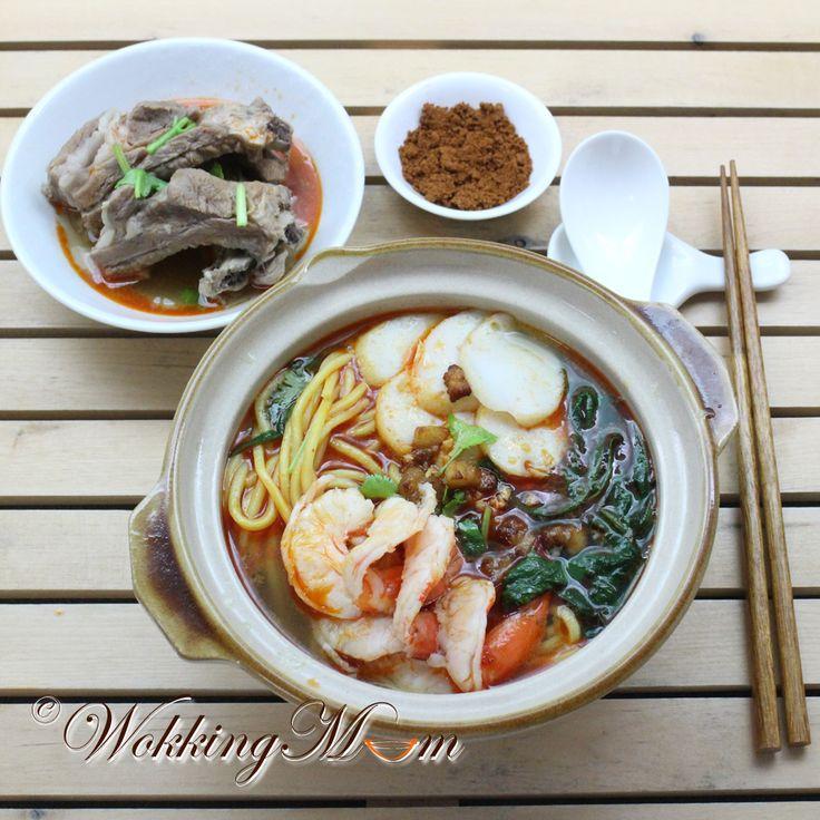 how to prepare prawn soup