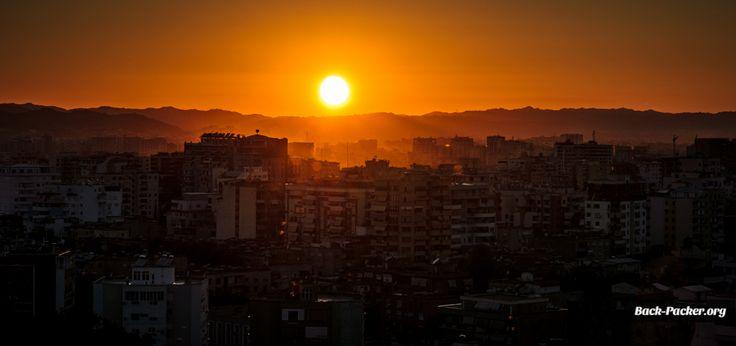 Tirana, Albanien