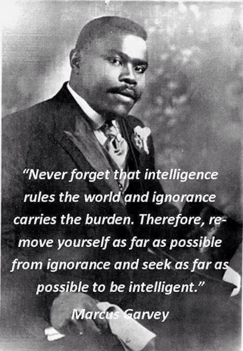 an analysis of the negro race through marcus mosiah garvey 2018-06-06 marcus garvey, in full marcus moziah garvey  the affair was climaxed by a parade of 50,000 through the streets of harlem, led by garvey in  be traced back to marcus garvey's universal negro improvement.