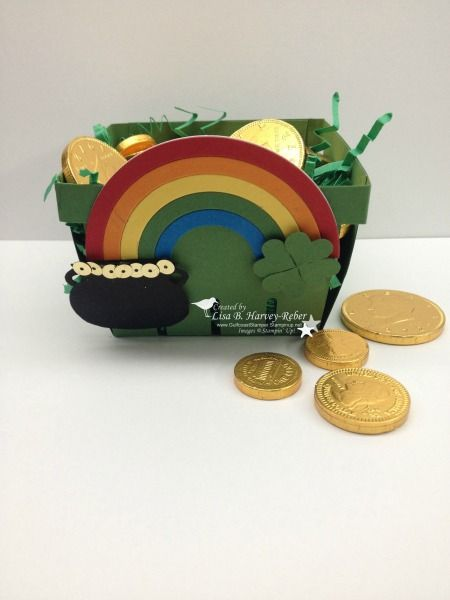 St. Patrick's Day Basket of Gold