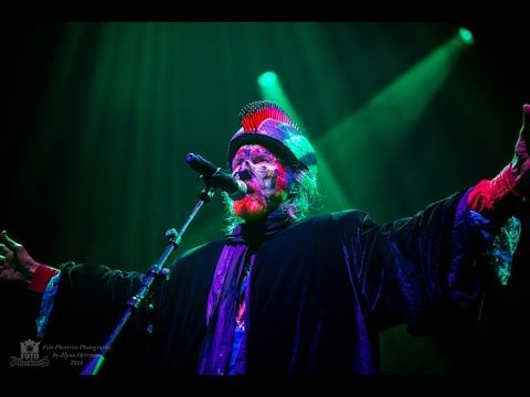 The Crazy World Of Arthur Brown - Fire (1968) - (The Curse) - YouTube