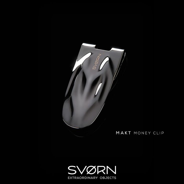 Small object. Ferocious elegance. MAKT money clip by SVORN -#mensaccessories #mensgoods #streetstyle #streetstyleluxe #streetstyles #streetwear #streetwearfashion #urbanstyle #urban #mensjewelry #jewelryformen #badass #mensfashion #mensfashionstyle #menfashion #menfashionpost #streetfashion #streetfashionstyle #menswear #svorn #mensstyle #mensstyleguide #menstyle #styleformen #accessoriesformen #giftsformen #money #moneyclip #lit #black
