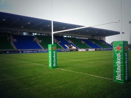 Scotstoun Stadium - Home of Glasgow Warriors