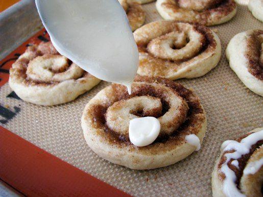 Palat, Rolls Sugar, Cinnamon Rolls Cookies, Cinnamon Sugar Cookies ...