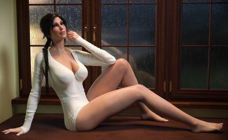 Lara+Croft+-+Fantasy+Wallpaper+ID+2333033+-+Desktop+Nexus+Abstract