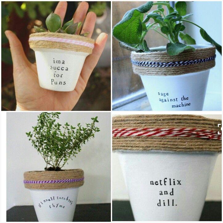 Punny plants
