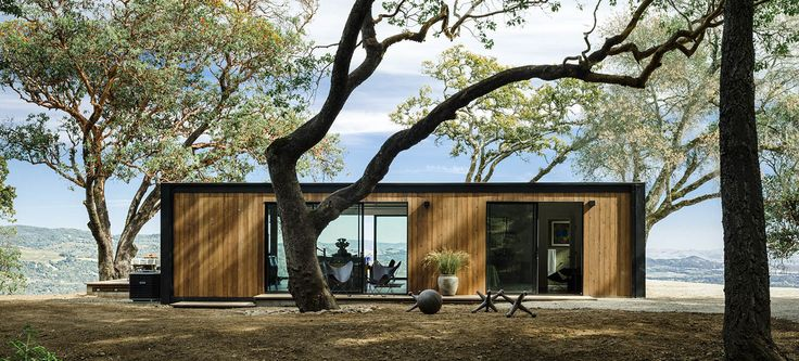 Connect Homes - Sustainable Modern Prefab Homes | Green, Sustainable, Architectural Prefab Modern Homes, based in Los Angeles, California. A...