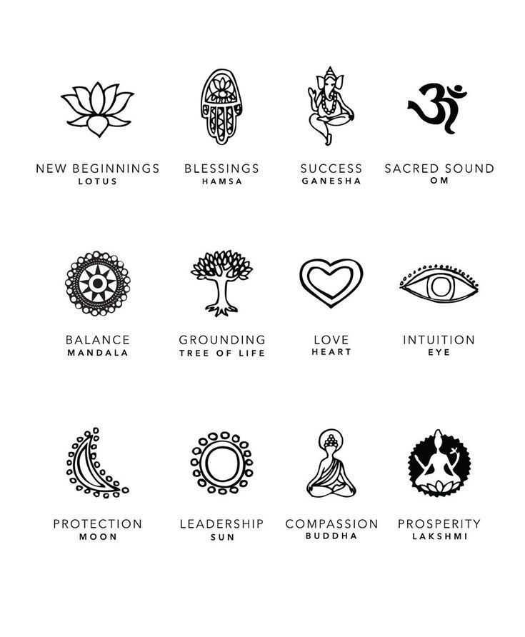 Symbols – Satya Jewelry