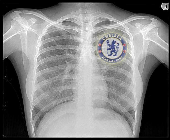 It's Blue inside my Heart... ♥