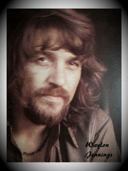 581 Best Waylon Jennings Images On Pinterest Waylon
