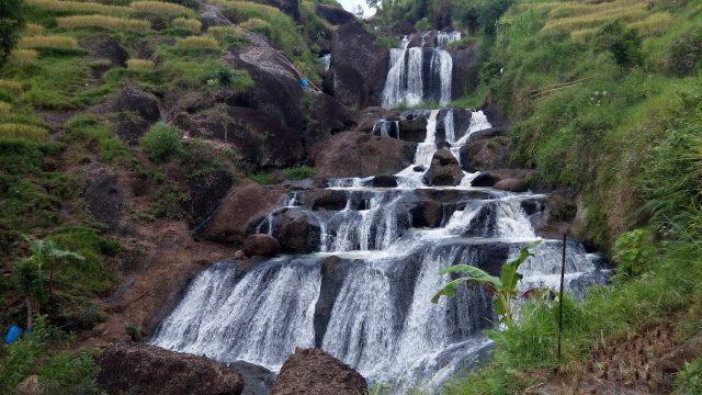 Ragam Wisata dan Kuliner Indonesia: Kedung Kandang Waterfall