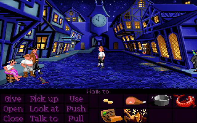 """La saga di Monkey Island della Lucas comincia nel 1990 con """"The secret of Monkey Island"""" cui seguono altre 4 puntate"""