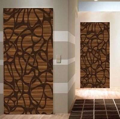 Selbstklebende Klebefolie Mobel Wohnen Holztur Folien 317021