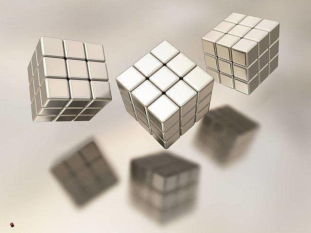 NEO-geometrikus absztrakt - 29 by BAGI LASZLO  jr.