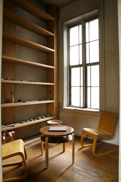 Donald Judd's soho home by John Pawson