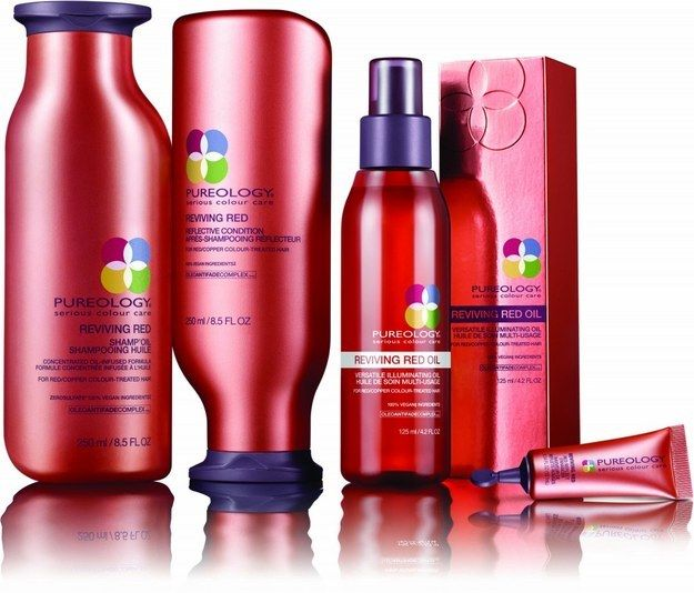 Look for shampoo that's sulfate-free! #BuzzFeed #HowtobeaRedhead