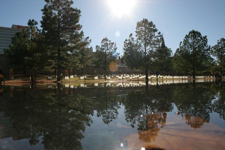 Oaklahoma City Memorial