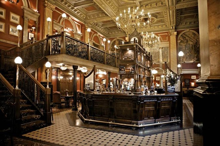 The Old Bank of England - London, England