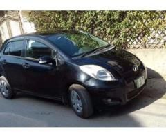 Toyota Vitz Model 2008 Genuine Condition New Tyre Sale In Lahore