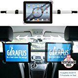 Amazon Tablets Girafus Relax H3 Universale Tablet Auto Kfz-Kopfstützen-Halterung für Rücksitz für 9-10-11 Zoll Tablets -…Ihr Quickberater