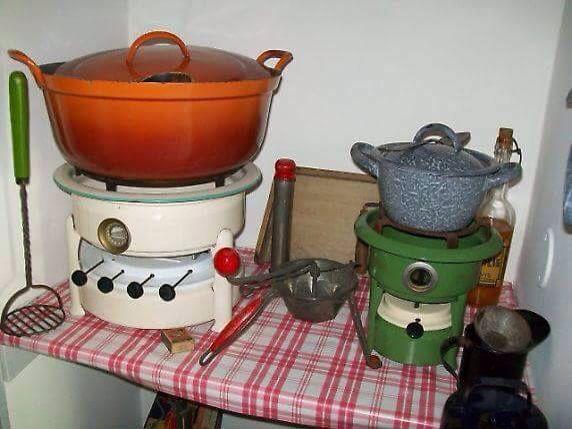 keukenspullen uit mijn jeugd