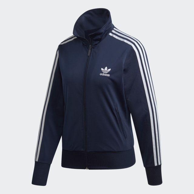 adidas Firebird Track Jacket - Blue | adidas US | Track ...
