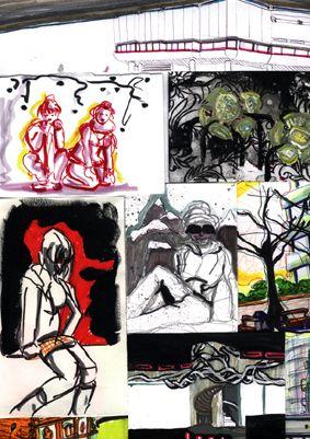 Schule für Mode. Grafik. Design. Zeichenkurse, Schneiderkurse, Nähkurse, Malkurse, Grafik-Design, Mode-Design, Modezeichnen, Aktzeichnen, Fotografie, Mappenvorbereitung, Illustrationen, Offenbach, Frankfurt