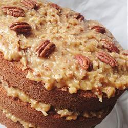 Foto de la receta: Cubierta de nuez para pastel alemán