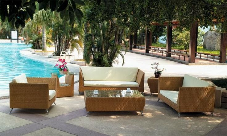 Some Reason Why You Have To Choose Modern Outdoor FurnitureModern Outdoor Furniture is made from non-traditional ingredients like wickerwork walking stick, whic