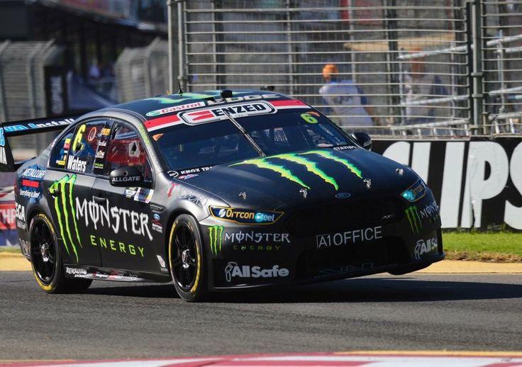 PRA - Cameron Waters 2017 Clipsal 500 Adelaide SA