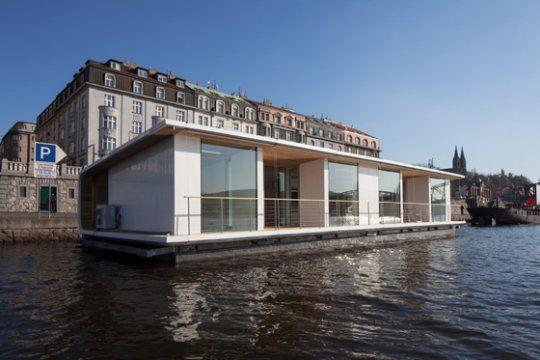 Domek na wodzie → Inspiracje → Sztuka Design Architektura → Magazyn Akademia Sztuki