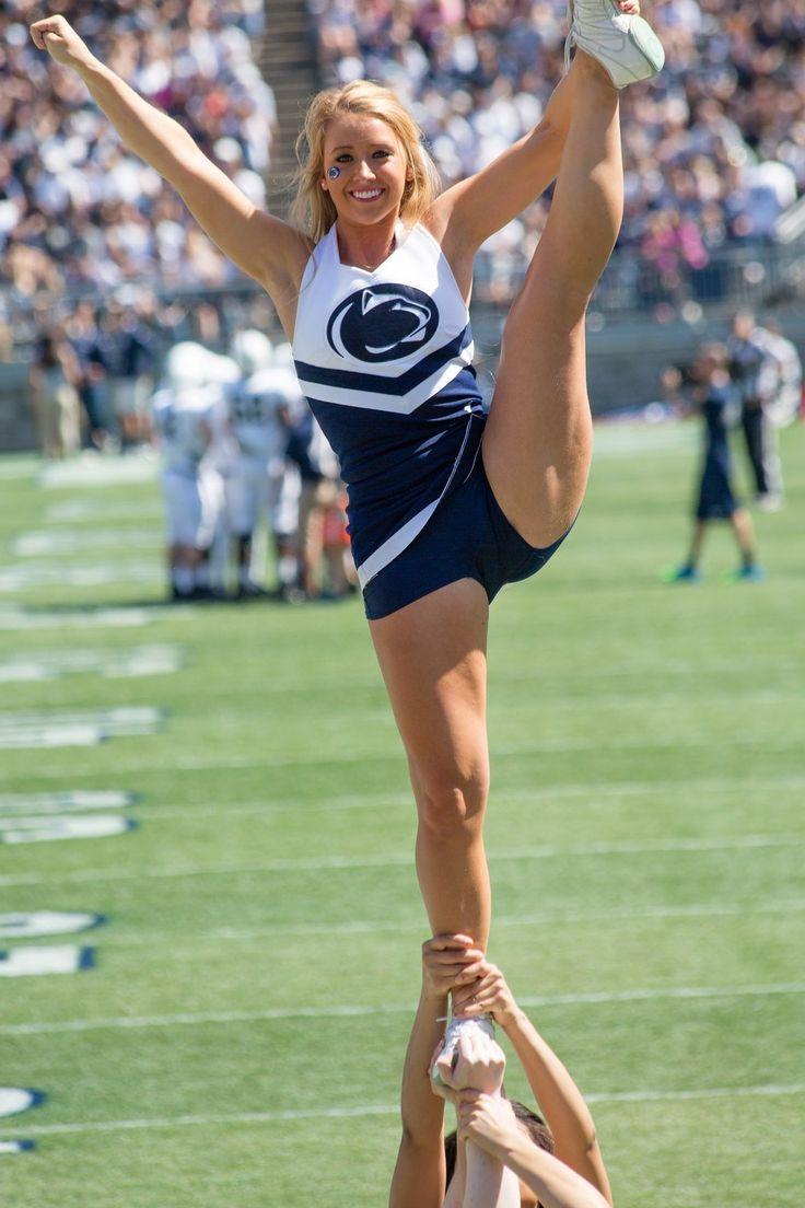 131 Best Cheer - Big 10 Images On Pinterest  Cheerleader -4432