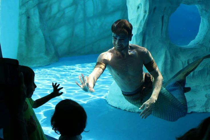 how to become a real merman