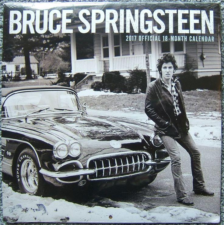 Check out Bruce Springsteen 2017 Official 18 Month Calendar Live Nation Merchandise   http://www.ebay.com/itm/Bruce-Springsteen-2017-Official-18-Month-Calendar-Live-Nation-Merchandise-/152496995907?roken=cUgayN&soutkn=YO9Gxs via @eBay