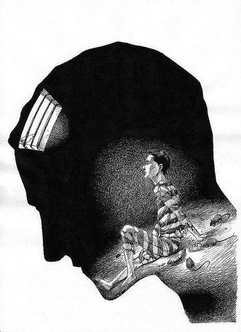 Inner prison.