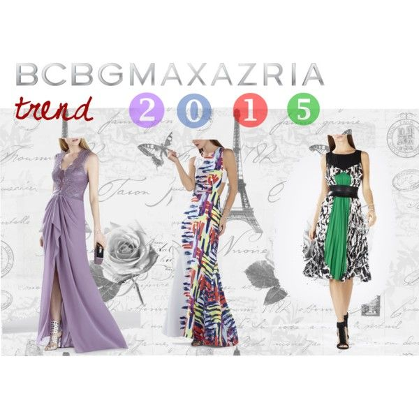 The Art of Chic with BCBGMAXAZRIA: Contest Entry by ve-ethnic-channel on Polyvore featuring BCBGMAXAZRIA