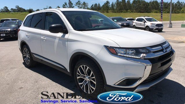 Used 2017 Mitsubishi Outlander Es For Sale At Sanders Ford In