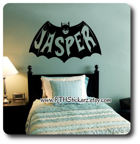 Best Aydins Batcave Images On Pinterest Batman Dark Knight - How to make vinyl wall decals stick
