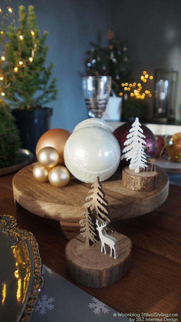 Feestdagen   Chique feesttafel voor kerst of Oud & Nieuw - Woonblog StijlvolStyling.com