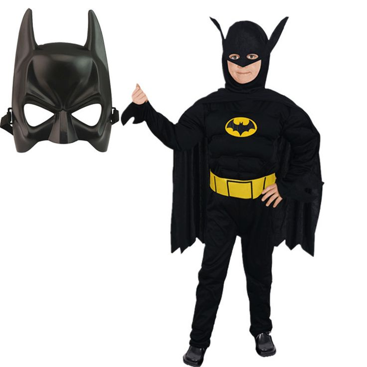 ==> [Free Shipping] Buy Best Children's Batman costume muscle suit dress ball Cosplay performance service children's day performance costumes Online with LOWEST Price | 32739789097