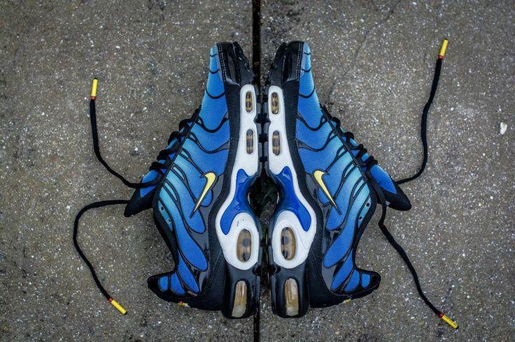 Nike air max tn hyperblue. by willholmes94