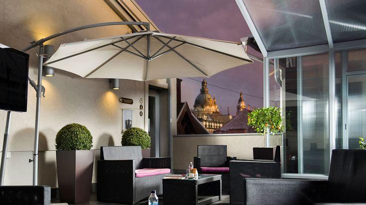 Opera Garden Hotel & Apartments à Budapest, Budapest