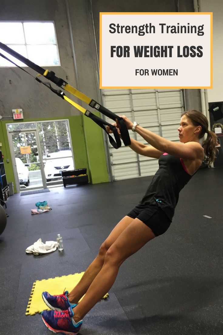 Do you want to lose weight and tone up! Strength training using TRX suspension is an awesome way to do this. Here are some great strength training exercises to try.   #WeightLoss #WeightLossForWomen #LoseWeight #TRXsuspension #StrengthTraining