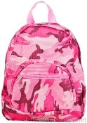Personalized pink camo backpack by AngelcakesBoutique on Etsy, $16.00