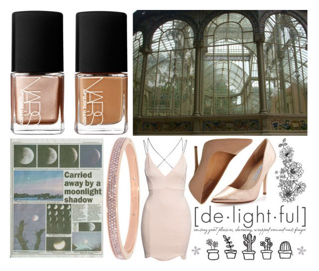 """""""Cactus_"""" by viv-luvz-ya on Polyvore featuring Office, NARS Cosmetics, American Eagle Outfitters, Charles David, Henri Bendel, Boohoo, women's clothing, women's fashion, women and female"""