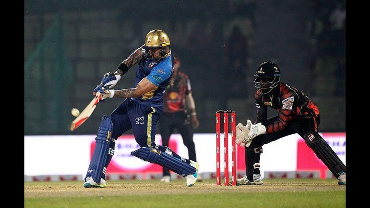 highlights Dhaka dynamites VS Khulna Titans 4th match Bpl 2017 HD