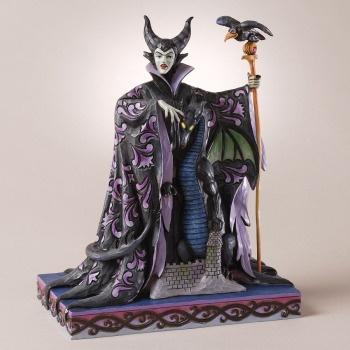 """Evil Enchantment"" - Jim Shore Disney Traditions"