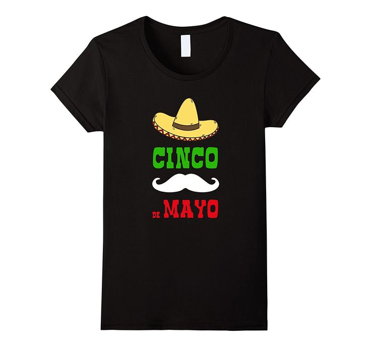 Cinco De Mayo Mexican Flag Color T-Shirt